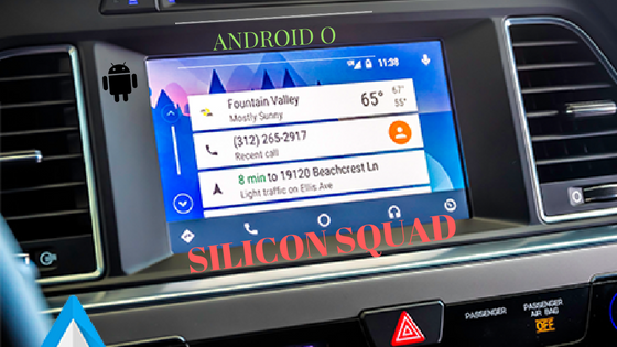 android car OS